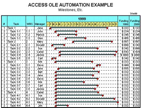 Microsoft Access Schedule Template Schedule Template Free Microsoft Access Schedule Template