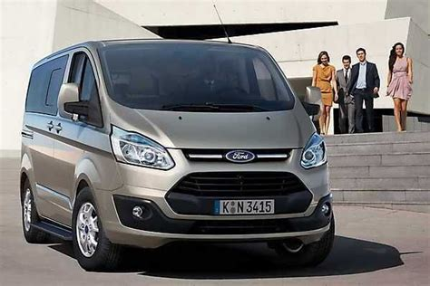 2018 2019 ford tourneo custom a great family van cars