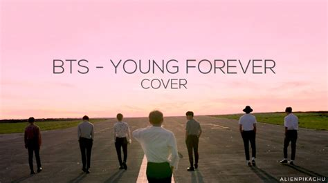 bts young forever lyrics cover bts 방탄소년단 young forever english lyrics youtube