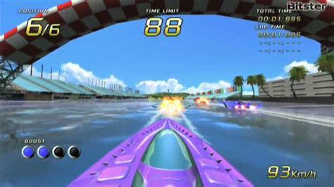 boat simulator video game aqua race extreme speedboat motion simulator video