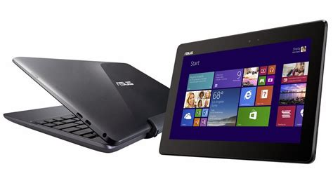 Tablet Asus T100 asus transformer book t100 2 in 1 ultraportable laptop with 10 inch tablet technomismo