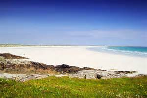 Photois crossapol beach to the south of tiree struthan cottages