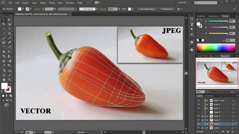 tutorial illustrator mesh tool the mesh tool coloring and shading adobe illustrator