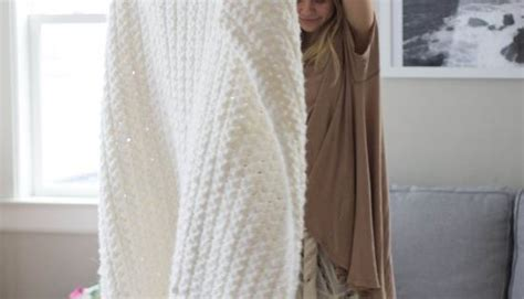 is crochet easier than knitting there isn t an easier crochet blanket than this one plus