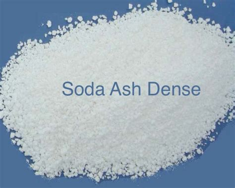 Soda Ash Dense Sodium Carbonate Natrium Karbonat soda ash dense dense soda ash sodium carbonate exporters
