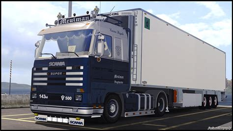 sim game mod euro truck simulator 2 euro truck simulator 2 nin 35 euroluk scania 143m meulman