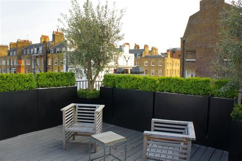 rooftop terrace design roof terrace design roof terrace planters outdoor