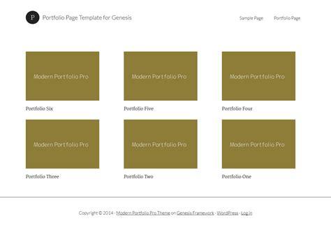 genesis template page templates genesis images