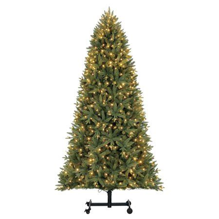 ashland 9 ft grow and stow christmas tree reviews home heritage alaska 6 7 5 grow stow dual colored light tree walmart