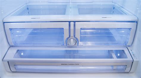 Water Crisper Drawers In Refrigerator by Samsung Rf28hdedbsr Refrigerator Review Reviewed Refrigerators