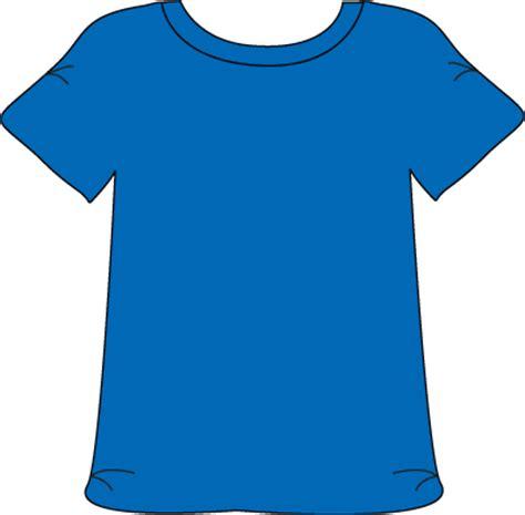 Tshirt Blur 1 blue t shirt clipart