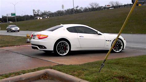 Maserati On 24s by Trendsetter Boyz 2012 Maserati Granturismo On Forgiatos