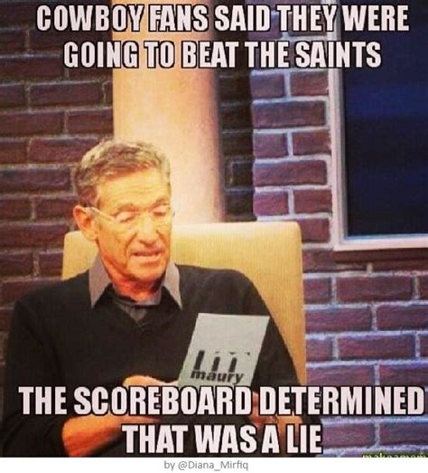 Saints Cowboys Meme - top 11 twitter memes to the cowboys saints game on nov 10th