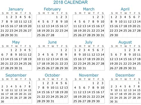printable july 2018 calendar in word pdf and excel format free
