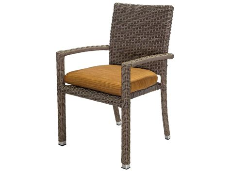 Zen Patio Furniture by Source Outdoor Furniture Zen Wicker Dining Arm Chair So