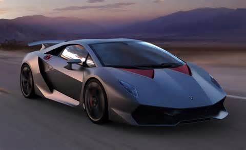 Lamborghini Cesto 2013 Lamborghini Sesto Elemento
