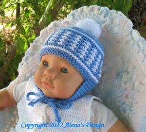 Baby Boy Knit Hat Pattern Free » Home Design 2017