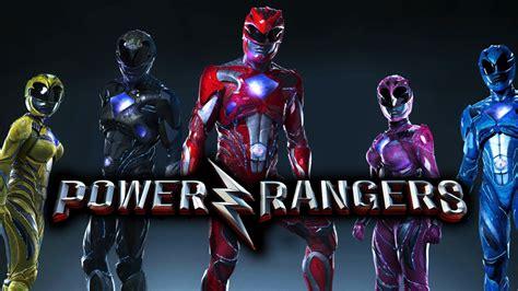 film pendek power ranger power rangers rilasciato il secondo trailer del film