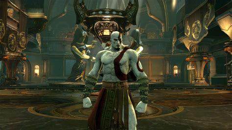 god of war ascension unchained kratos comes to ascension prequel gave god of war dev freedom with kratos