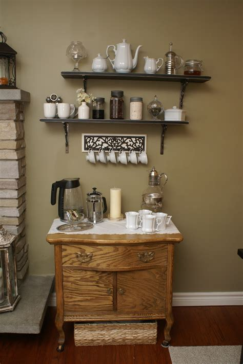 Small Home Coffee Bar Divinely Gifted Coffee Bar