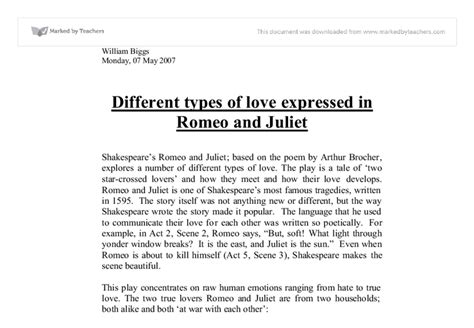 essay structure romeo and juliet true love essay romeo and juliet