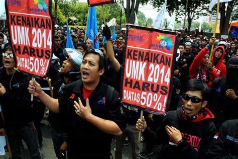 Tv Wilayah Bandung daftar umk 2014 bekasi bandung tangerang jawa barat