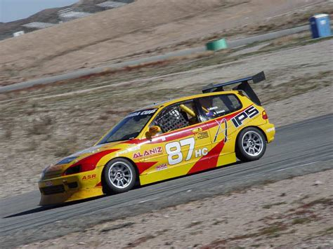 hatchback race cars civic