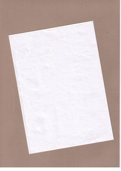 The Paper white ribbed recycled kraft paper a4 90gsm 100 sheets from