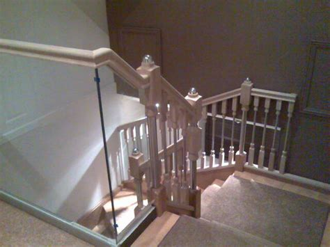 stair banister glass glass stairs balustrade glass stairs balustrade design shawstairs it s free