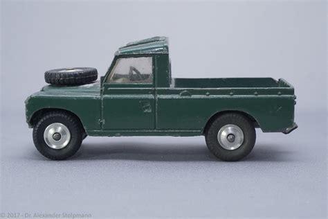 land rover corgi nr 51 land rover series 2a 109 corgi toys 438 20 02
