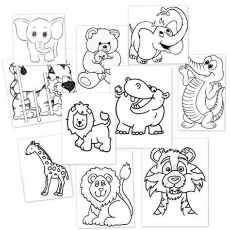 imagenes de animales de la selva para imprimir imagenes de animales de la selva para colorear para