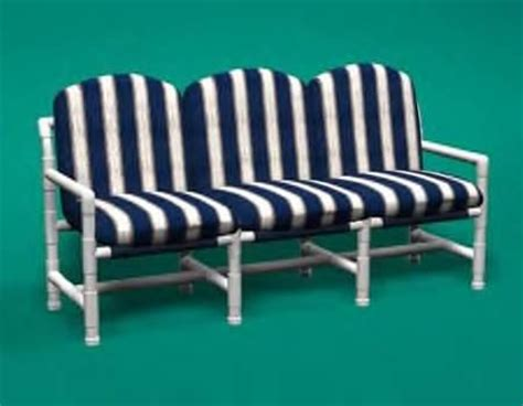 pvc pipe couch pinterest the world s catalog of ideas