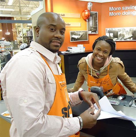 image gallery home depot employees