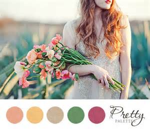 pretty wedding colors wedding colors pretty palettes 34