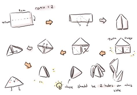 How To Fold A Paper Into A Triangle - 3d modular origami