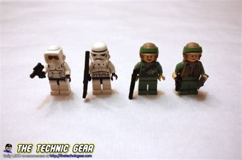 Best Produk Lego 9489 Endor Rebel Trooper Imperial Trooper Battl lego 9489 endor and imperial troopers battle pack review lego reviews