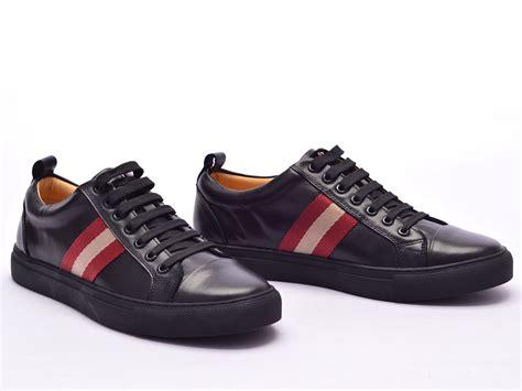 Sepatu Bally batam branded sepatu bally sneakers calf leather