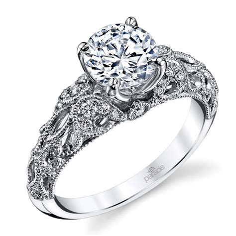 5 reasons to love vintage engagement rings the