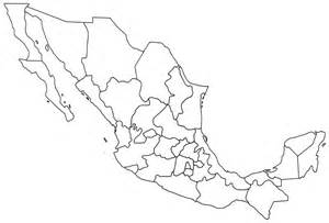 outline map of mexico and the us 4 best images of mexico map outline printable printable