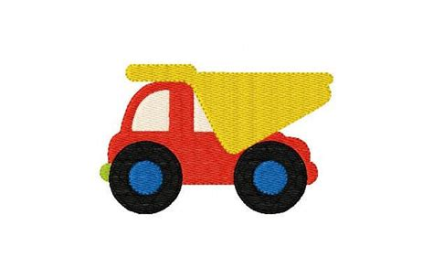 Mini Dump Truck Machine Embroidery by 1000 Images About Sewing Patterns On