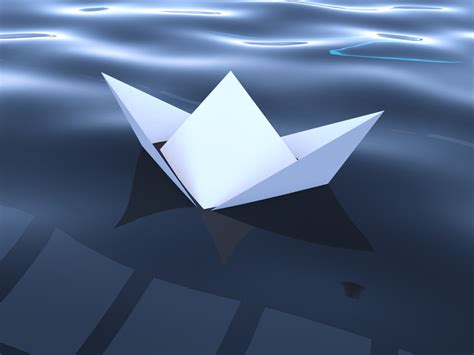 How To Make A Paper Speed Boat - paper boat by ruzzy2006 on deviantart