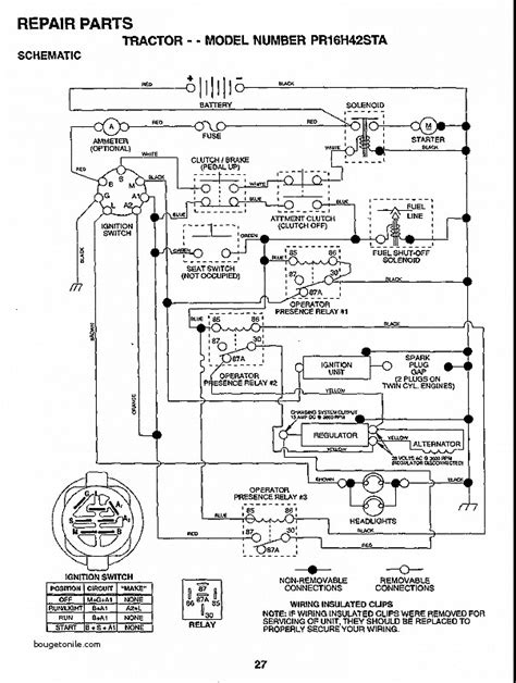 kohler alternator wiring diagram wiring diagram with