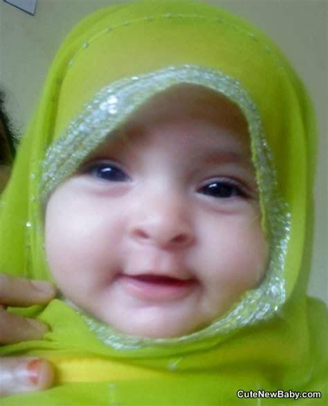 Gambar Jilbab Bayi Lucu Baby 2 Muslim Baby Picture Auto Design Tech