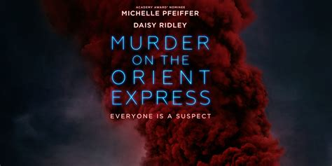 murder on the orient murder on the orient express gets a poster screen rant