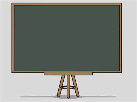 chalkboard presentation ppt backgrounds 3d border