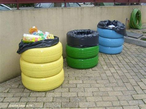 reciclaje de llantas 21 genius diy ways to reuse and recycle old tires