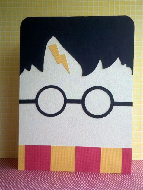 country scrap harry potter card cards 4