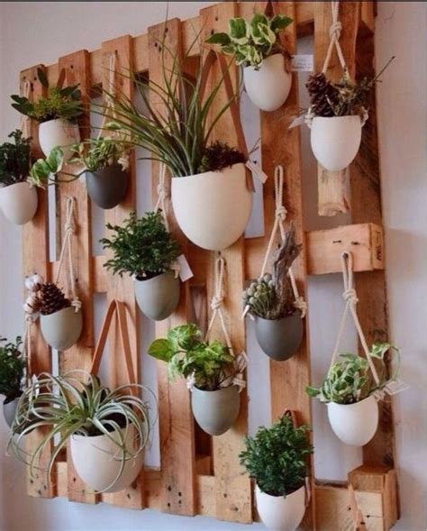 Diy Herb Wall Creative And Amazing Gardening Ideas That Go Wall Hanging Indoor Herb Garden