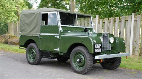 80s land rover land rover 174 80 quot fully restored jake wright ltd