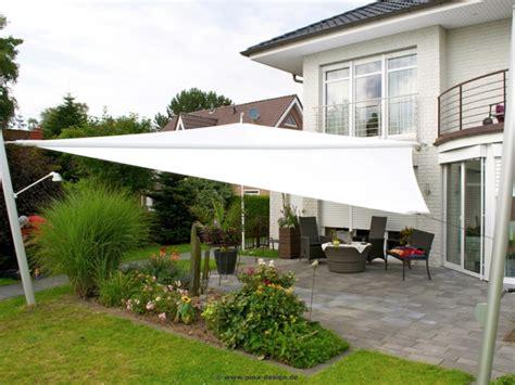 Sonnenschirm Dachterrasse Wind by Sonnensegel Terrasse Sonne Stilvoll Genie 223 En Pina Design 174